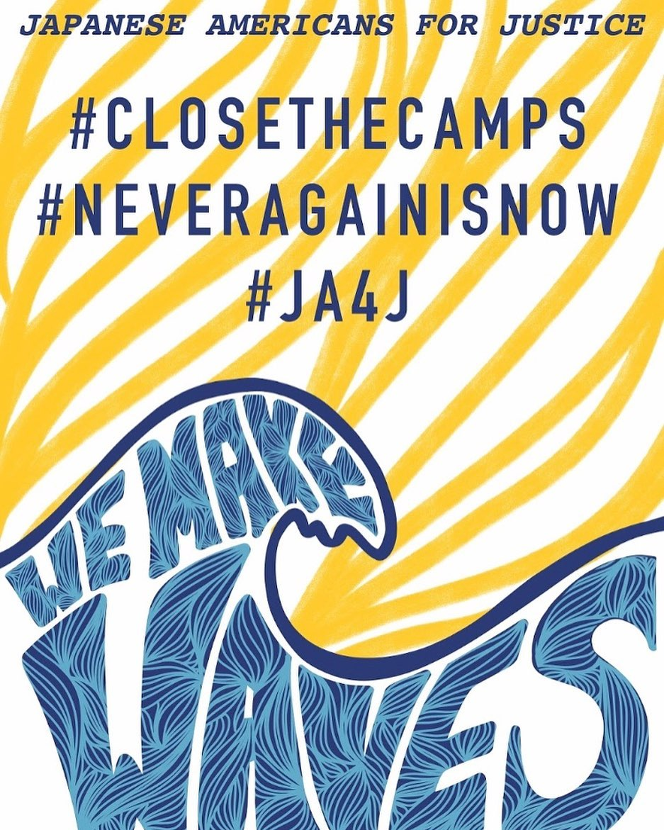 Never Again is Now #JA4J